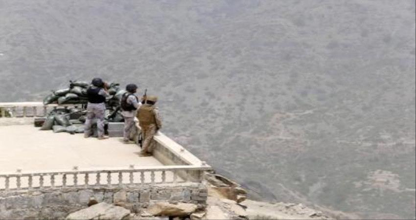 استشهاد جندي سعودي على الحدود اليمنية