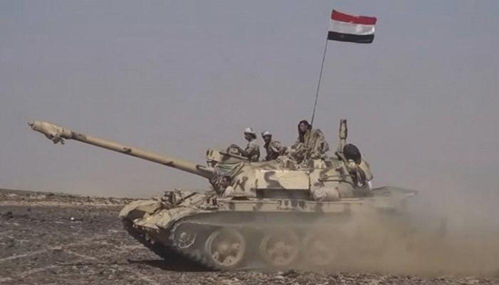 قوات الجيش الوطني تحرر مواقع جديدة في جبهة باقم محافظة بصعدة