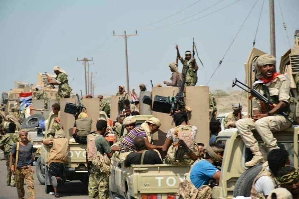 ورد الآن : حجة..القوات الحكومية تواصل تقدمها لليوم الثالث وعشرات القتلى والاسرى من الانقلابيين