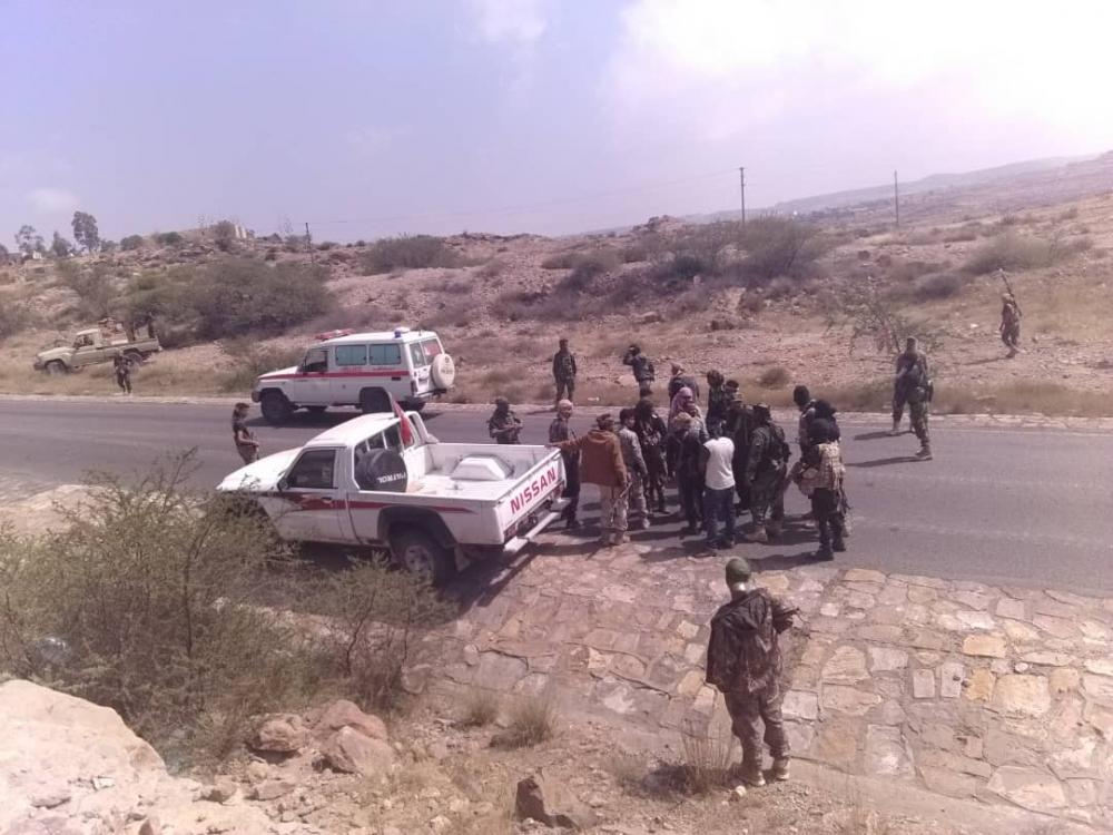 ورد الآن : قوات الجيش والمقاومة تواصل تقدمها في دمت والمليشيات تصفي قيادات وجنود حوثيين