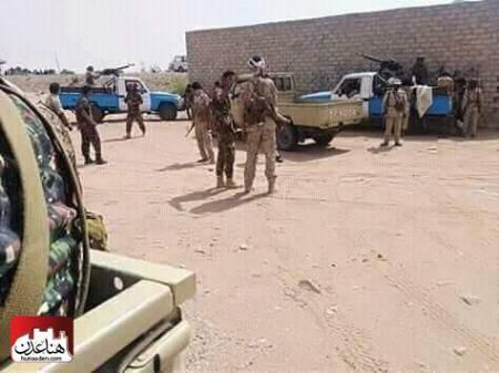 بالصور : قوات أمنية تعتقل نائب رئيس المجلس الانتقالي بتهمة جلب عناصر تمرد ضد الشرعية!