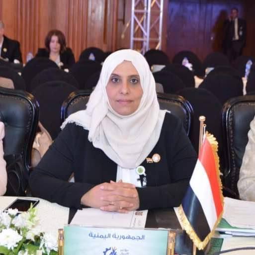 وزيرة الشئون الاجتماعية تدعو منظمة العمل الدولية والمانحين إلى توسيع تدخلاتهم لتعزيز التنمية في اليمن