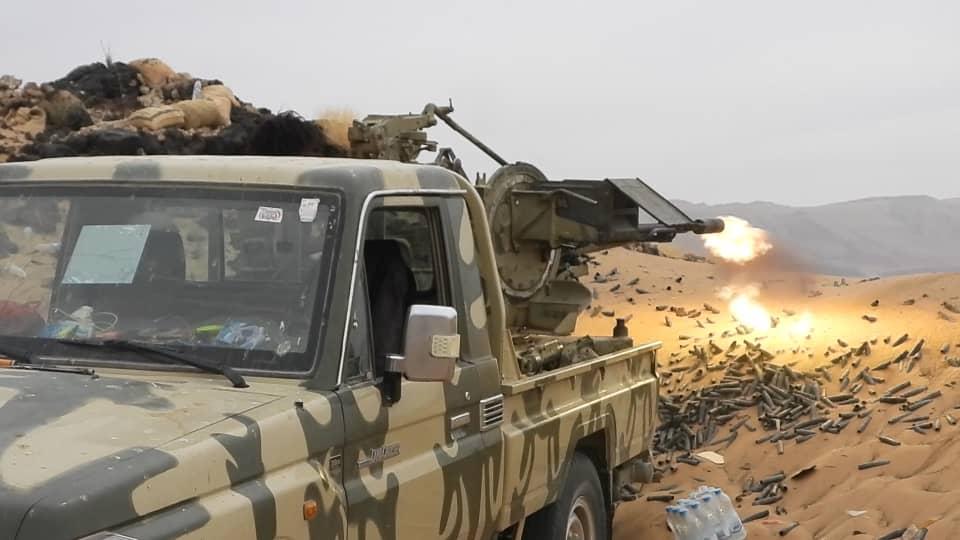 عملية عسكرية خاطفة تقصم ظهر الحوثيين في مارب