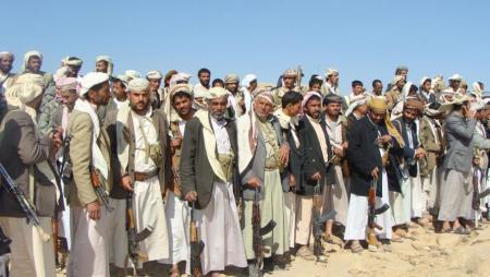 توتر شديد يسود قبيلة حاشد .. ساعات قادمة تنذر بانتفاضة مسلحة ضد الحوثيين بقيادة هذا الشيخ القبلي (تفاصيل)